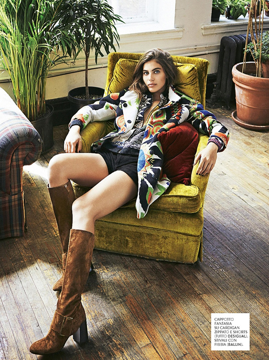 Shlomit Malka - Grazia Italy December 2015 6