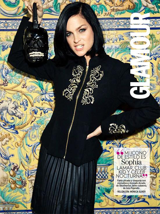 Leigh Lezark-Glamour -1