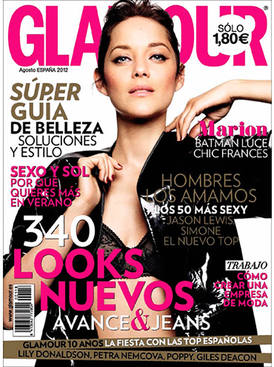 Glamour Spain Aug 12 Jason Lewis