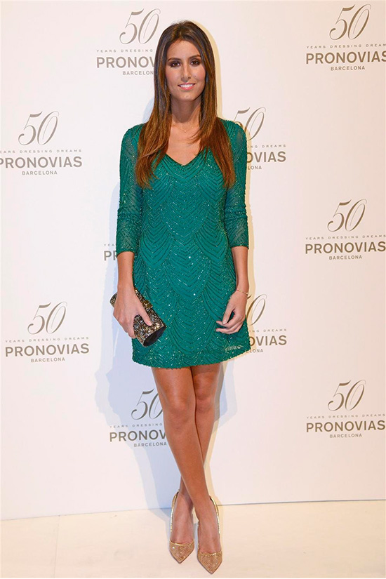 ANA BOYER - PRONOVIAS 50TH ANNIVERSARY