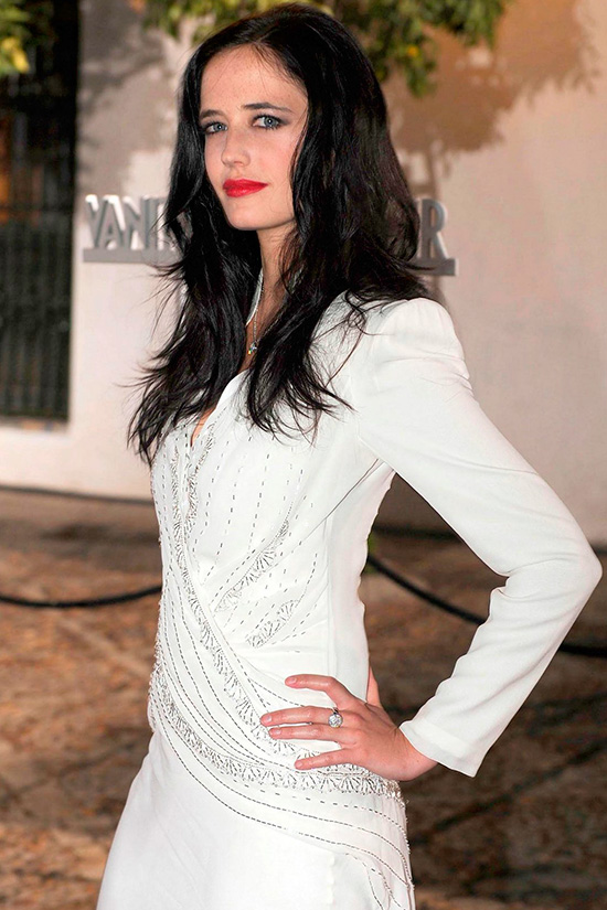 EVA GREEN - SPANISH VANITY FAIR LAUNCH