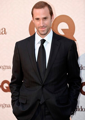 JOSEPH FIENNES - GQ ZEGNA AWARDS