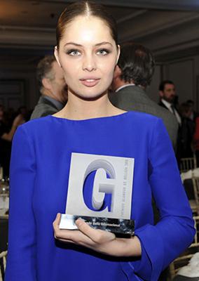 MARIE ANGE CASTA - GLAMOUR AWARDS