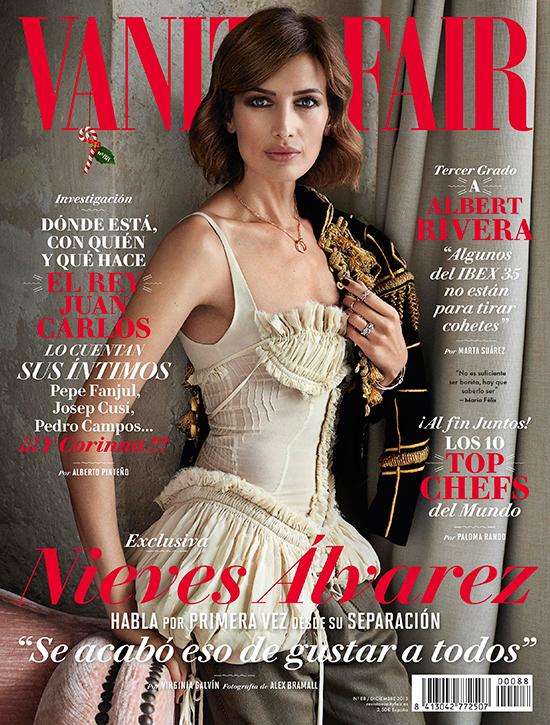 Nieves-ALvarez-portada-Vanity-Fair