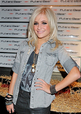 PIXIE LOTT - PULL & BEAR STORE LONDON