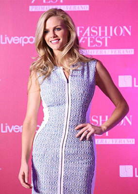 BROOKLYN DECKER - LIVERPOOL FASHION FEST