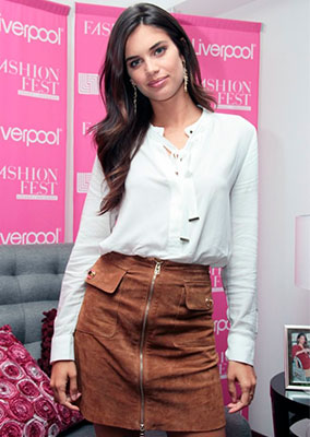 SARA SAMPAIO - LIVERPOOL FASHION FEST