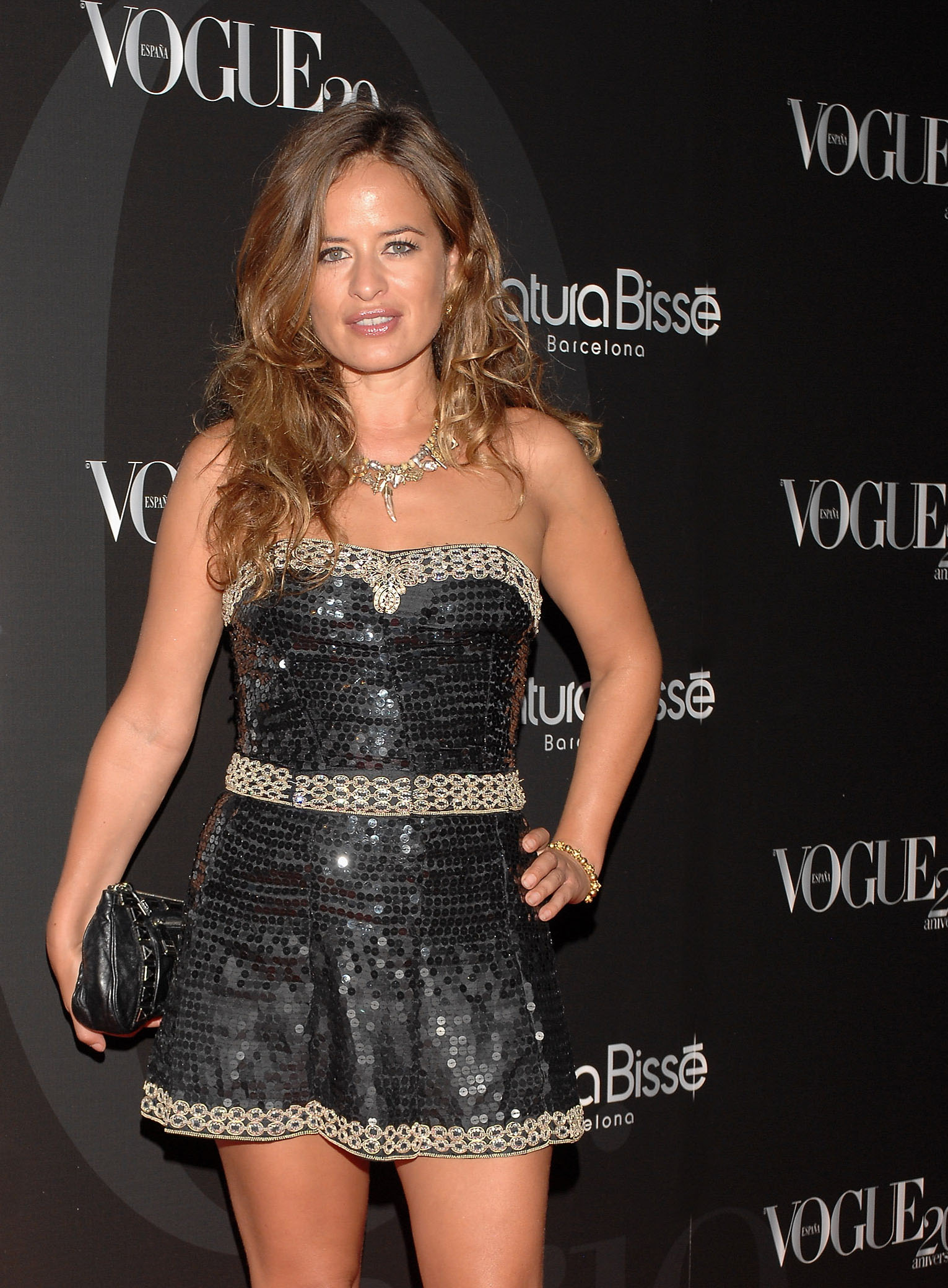 JADE JAGGER - VOGUE SPAIN 20TH ANNIVERSARY